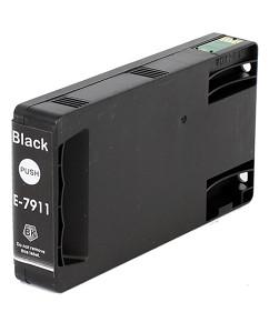 Alternativní inkoustová cartridge s: EPSON T791140 Black (42ml)