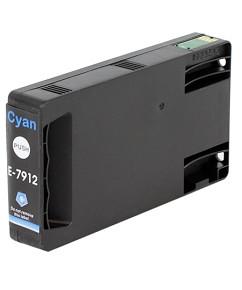 Alternativní inkoustová cartridge s: EPSON T791240 Cyan (17ml)