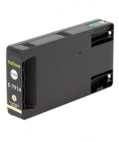 Alternativní inkoustová cartridge s: EPSON T791440 Yellow (17ml)