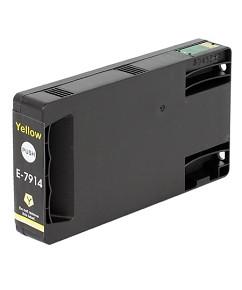 Alternativní inkoustová cartridge s: EPSON T791440 Yellow (17ml)