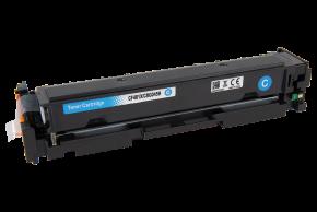 Alternativní laserový toner s: HP CF401X Cyan (2.300str.) - 201X