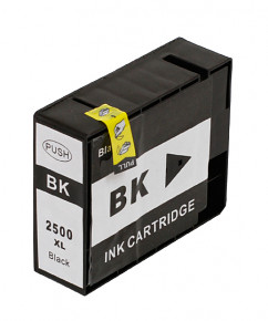 Alternativní inkoustová cartridge s: CANON PGI-2500 XL Black (70ml)