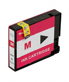 Alternativní inkoustová cartridge s: CANON PGI-2500 XL Magenta (20ml)