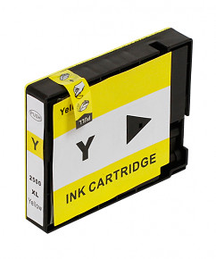 Alternativní inkoustová cartridge s: CANON PGI-2500 XL Yellow (20ml)