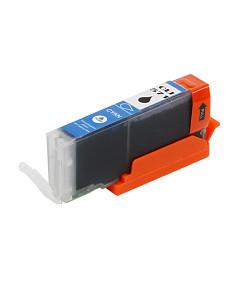 Kompatibilní inkoustová cartridge s: CANON CLI-571 XL Cyan (13ml)