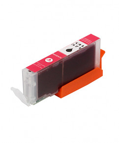Kompatibilní inkoustová cartridge s: CANON CLI-571 XL Magenta (13ml)