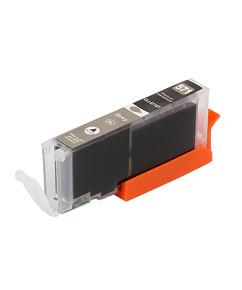 Kompatibilní inkoustová cartridge s: CANON CLI-571 XL Grey (13ml)
