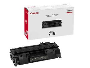 Originální laserový toner CANON CRG-719 Black