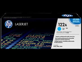 Originální laserový toner HP Q3961A Cyan