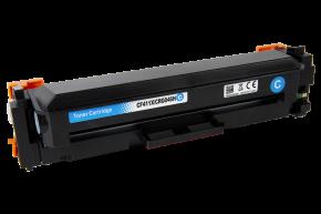 Kompatibilní laserový toner s: HP CF411X Cyan (5.000str.)