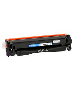 Kompatibilní laserový toner s: HP CF411A Cyan (2.300str.)