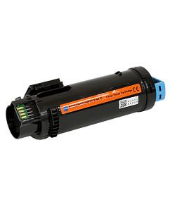 Kompatibilní laserový toner s: DELL S2825 / H825 Cyan (2.500str.) - P3HJK / 593-BBSD