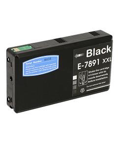 Kompatibilní inkoustová cartridge s: EPSON T789140 Black (70ml)