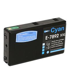 Kompatibilní inkoustová cartridge s: EPSON T789240 Cyan (36ml)