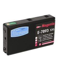 Kompatibilní inkoustová cartridge s: EPSON T789340 Magenta (36ml)