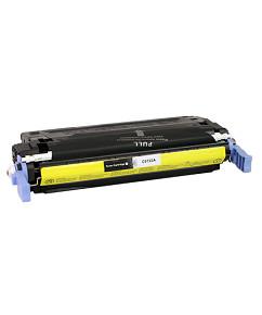 Alternativní laserový toner s: HP C9722A Yellow (8.000str.)