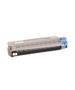 Kompatibilní laserový toner s: OKI C610 Black (8.000str.) - 44315308