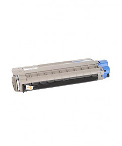 Kompatibilní laserový toner s: OKI C610 Cyan (6.000str.) - 44315307