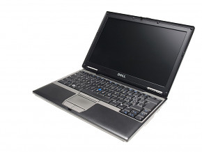 "Dell D430 C2D U7600 1,2GHz,2048MB,80GB HDD,12"" LCD,WIN10 (Repas)"