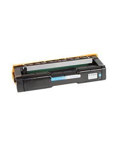 Kompatibilní laserový toner s: RICOH 407637 Cyan (6.000str.) - SP C231
