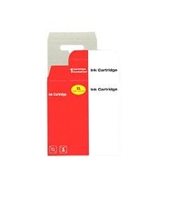 Krabička na cartridge bílo-červená UNI