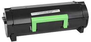 Kompatibilní laserový toner s: LEXMARK MX310 BLACK (10.000str.) - 60F2H00