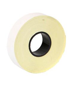 Štítky do etiketovacích kleští 25x16mm Bílé