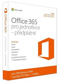 Microsoft Office 365 Personal Czech QQ2-00602