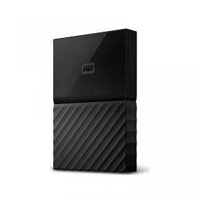 Extterní HDD 2 5˝ WD My Passport 1TB USB 3.0 černý