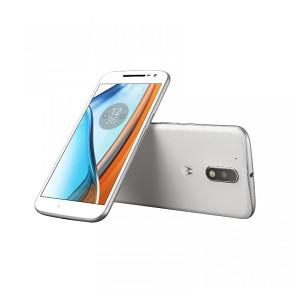 LENOVO Smartphone MOTO G4 Dual SIM LTE White