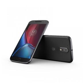 LENOVO Smartphone MOTO G4 Dual SIM LTE Black