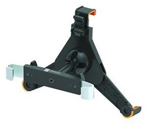 Držák univerzální za opěrku pro Tablety 8 - 10 inch, kovové úchyty