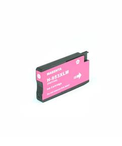 Kompatibilní inkoustová cartridge s: HP 953XL Magenta (1.600str.) - F6U17AE