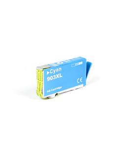 Kompatibilní inkoustová cartridge s: HP 903XL Cyan (13ml) - T6M03AE