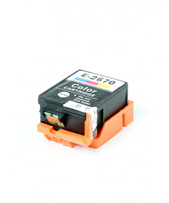 Kompatibilní inkoustová cartridge s: EPSON T267 Color (12ml) - C13T26704010