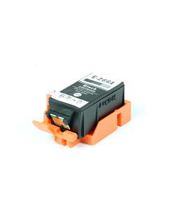 Kompatibilní inkoustová cartridge s: EPSON T266 Black (10ml) - C13T26614010