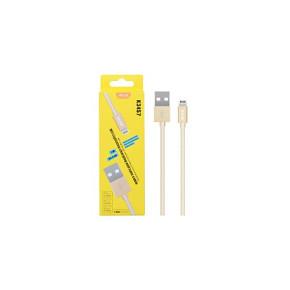 Datový kabel PLUS K3457 lightning, MFI, gold