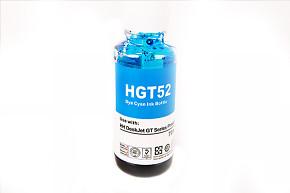 Kompatibilní nádržka s inkoustem HP GT52 Cyan (70ml) - M0H54AE