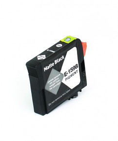Kompatibilní inkoustová cartridge s: EPSON T1598 Matte Black (17ml) - C13T15984010