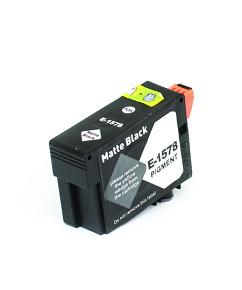 Kompatibilní inkoustová cartridge s: EPSON T1578 Matte Black (30ml) - C13T15784010