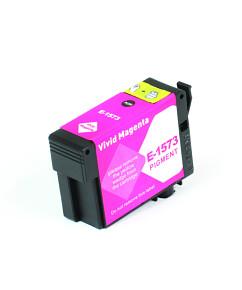 Kompatibilní inkoustová cartridge s: EPSON T1573 Magenta (30ml) - C13T15734010