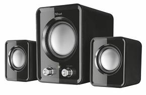Reproduktory TRUST Ziva 2.1 Compact Speaker Set 12W
