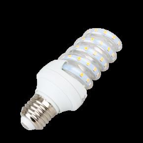 LED žárovka E27 B5 SPIRAL 11W 3000K Teplá Bílá