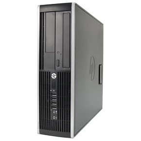 HP Compaq Elite 8300, i5 3470 3.2 GHz, 4096 MB, 250 GB HDD, DVD-RW, INTEL VGA, WIN7Pro