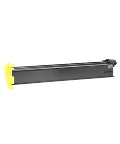 Kompatibilní laserový toner s: KONICA MINOLTA TN-214Y Yellow (12.000str.)