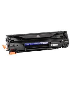 Kompatibilní laserový toner s: HP CF283X Black (2.200str) NEW ONE