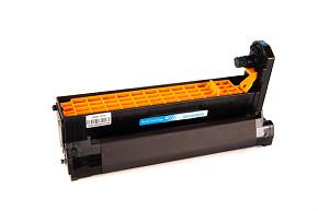 Alternativní laserová DRUM jednotka s: OKI C5500 / C5900 Cyan (20.000str.)