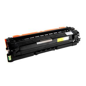 Kompatibilní laserový toner s: SAMSUNG CLT-Y505L Yellow (3.500str)