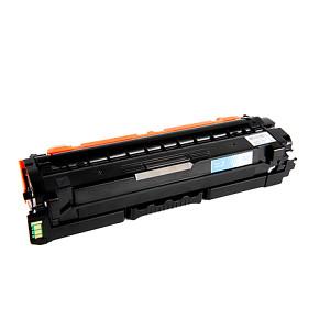 Kompatibilní laserový toner s: SAMSUNG CLT-C505L Cyan (3.500str)