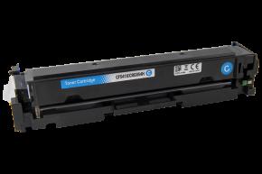Kompatibilní laserový toner s: HP CF541X Cyan (2.500str)
